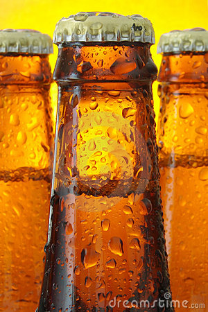 Free Bottles Of Beer Stock Photography - 3064062