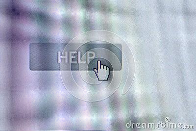 Bottone di aiuto