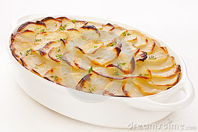 Boulangere or Scalloped Potatoes