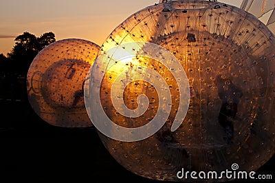 Boule de Zorbing