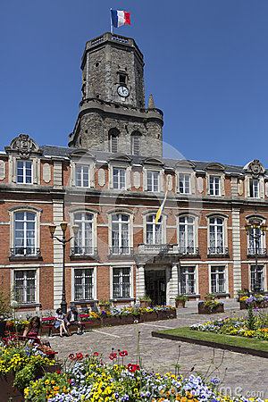 Boulogne sur Mer - France Editorial Stock Image