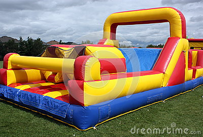 Bounce Fun Activity Ride