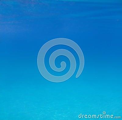 Boundless blue