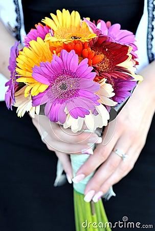 Bouquet d enclenchement
