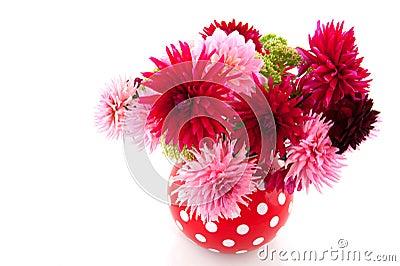 Bouquet of Dahlias