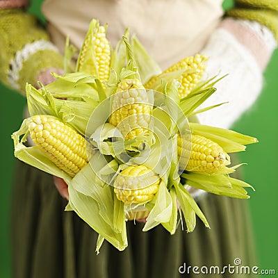 Bouquet de maïs