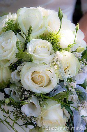 Bouquet De Mariage Photo stock - Image: 15973170