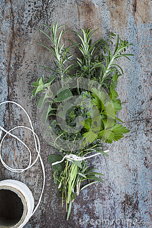 Bouquet Garni Fresh Herbs
