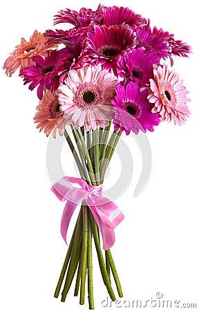 Bouquet of Gerbera flowers