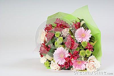 Bouquet of miscellaneous flowers