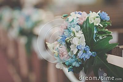Bouquet Wedding Decorate