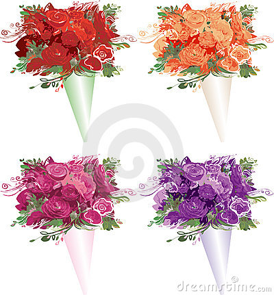 Free Bouquets Royalty Free Stock Photo - 14295905