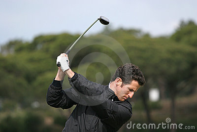 Bourdy, Portugal Golf Open, Oitavos, 20007 Editorial Photography