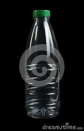 bouteille en plastique transparente vide photos stock image 29599993. Black Bedroom Furniture Sets. Home Design Ideas