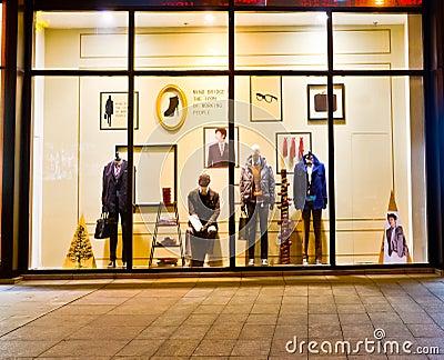 Boutique Editorial Photo