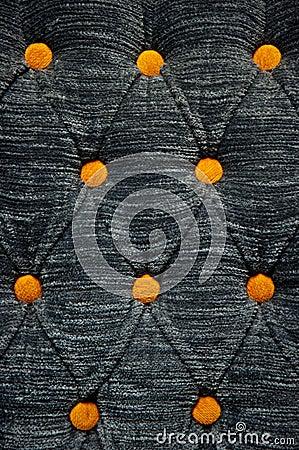 Boutons de tissu