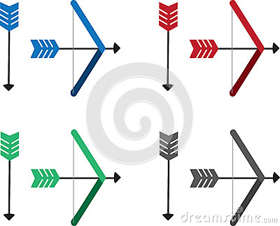 Bow and Arrow Colors