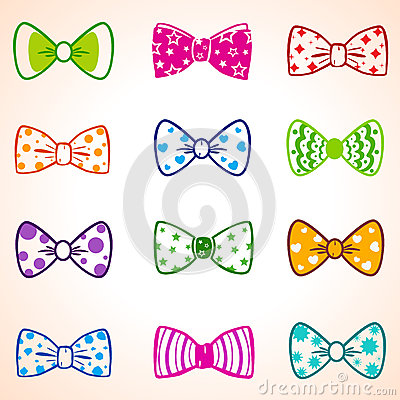 Bow color