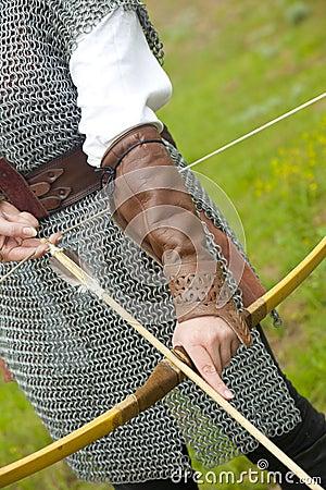 Free Bow / Medieval Armor Royalty Free Stock Photo - 10336395
