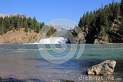 Bow Waterfall