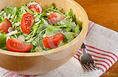 Bowl of Arugula Salad #3