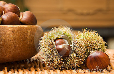 Bowl of Chestnuts
