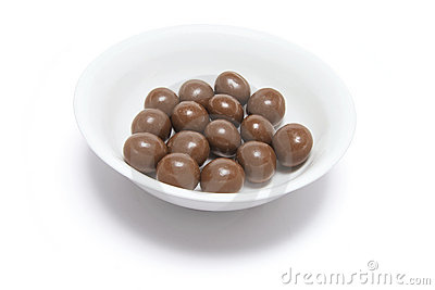 Bowl of Chocolates Lollies