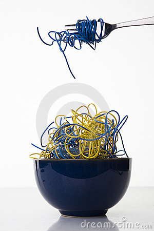 Bowl of Cyber Noodles