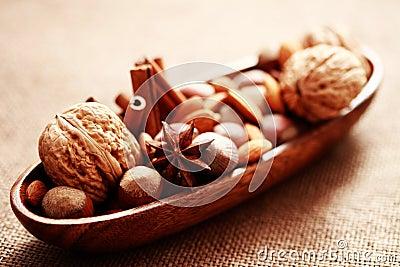 Bowl of delicacies