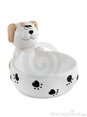 Bowl for dog