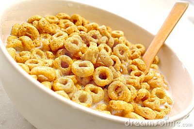 Bowl of honey loops