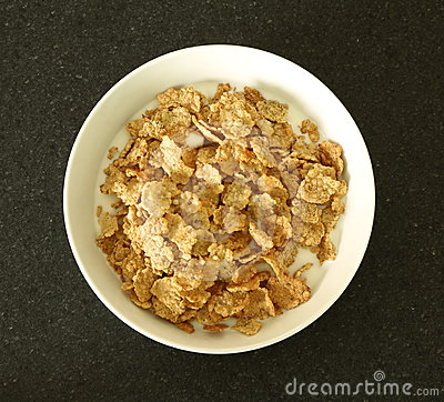 Free Bowl Of Cereal Stock Photography - 24246482