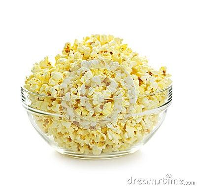 Free Bowl Of Popcorn Stock Photos - 16043393