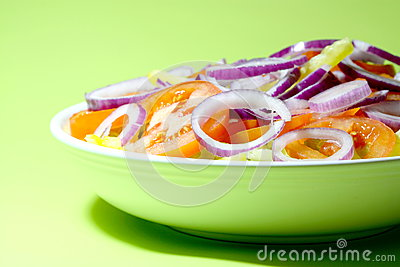 Bowl of salad A