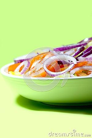 Bowl of salad B
