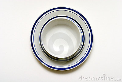 Bowl, Saucer and Plate
