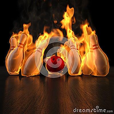 Free Bowling Stock Image - 19139851