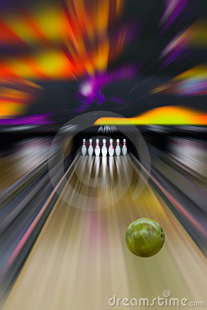 Free Bowling Stock Photography - 21062222