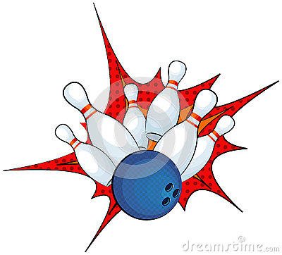 Free Bowling Royalty Free Stock Photography - 51054327