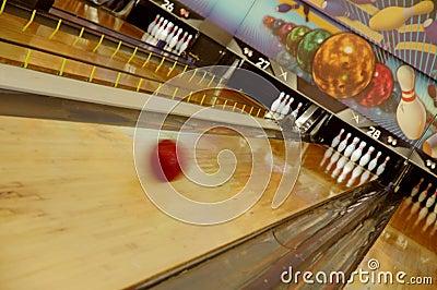 Bowling Blur