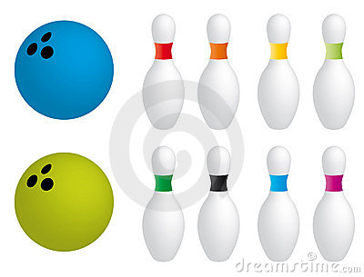 bowling equipments