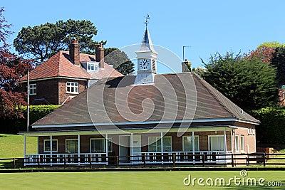 Bowling green pavilion
