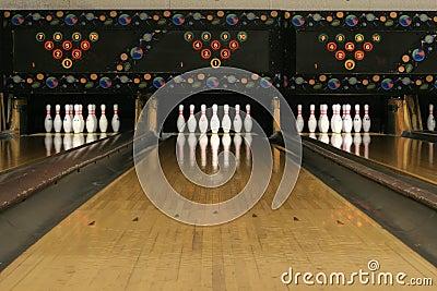 Bowling Lanes #3