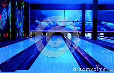 Bowling paths