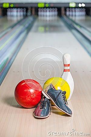 Bowling Shoe.
