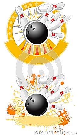 Free Bowling Strike Stock Photos - 14689133