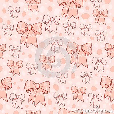 Bows pattern