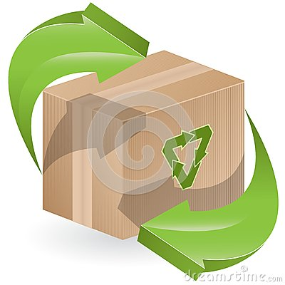 Box and arrow