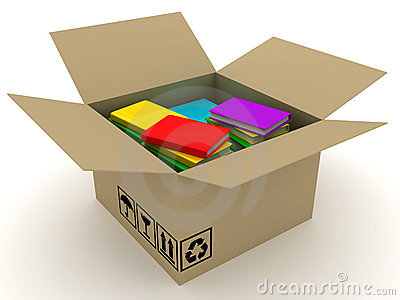 Box of book