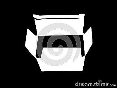 box bw